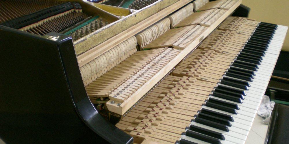 reparacion piano de cola